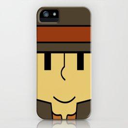 Minimal Layton iPhone Case