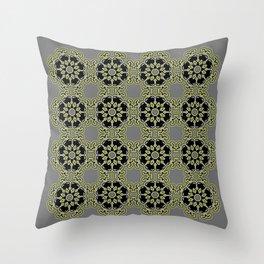 Rumpelstiltskin Pattern - Design No. 1 Throw Pillow