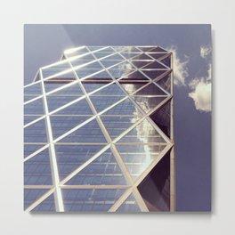 Hearst Tower New York Metal Print
