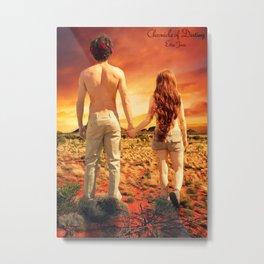 Destined Lovers Metal Print