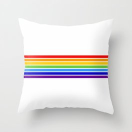 flag of the Jewish Autonomous Oblast Throw Pillow
