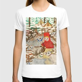 Reindeer Herding T-shirt