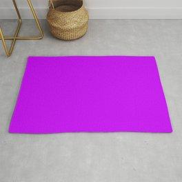 Neon Purple Rug