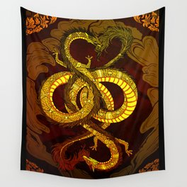 Rebuild Of Equilibrium Wall Tapestry