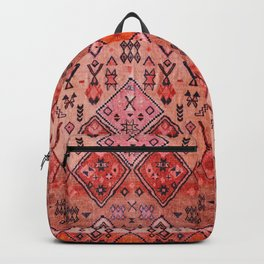 Epic Rustic & Farmhouse Style Original Moroccan Artwork  Backpack