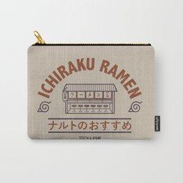 Ichiraku Ramen Japanese Carry-All Pouch