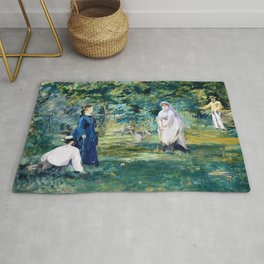 A Game Of Croquet - Digital Remastered Edition Rug