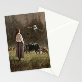 If I only could... Stationery Cards