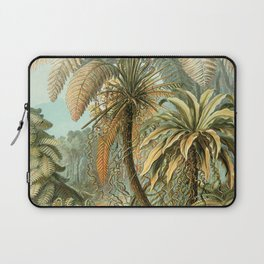 Vintage Tropical Palm Laptop Sleeve