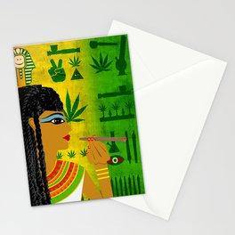 Cleopotra Reggae #1 Stationery Cards