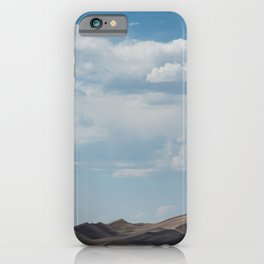 Great Sand Dunes National Park II - Rocky Mountains Colorado iPhone Case