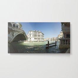 italy - venice - widescreen_604-606 Metal Print