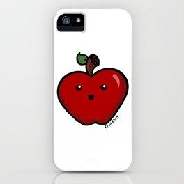 Fruit Fling Fred iPhone Case