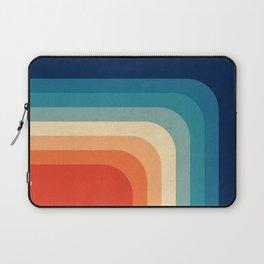 Retro 70s Color Palette III Laptop Sleeve