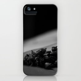 Seeding - A Source of Beginning iPhone Case