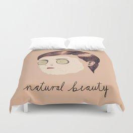 Natural Beauty Duvet Cover