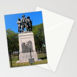 Fallen Timbers Monument- horizontal Stationery Cards