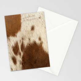 Real Macro Animal Texture Stationery Cards