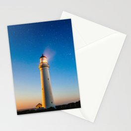 Nautical Lighthouse Stationery Cards