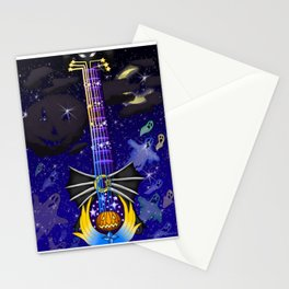 Fusion Keyblade Guitar #132 - Pumpkinhead & Star Seeker Stationery Cards