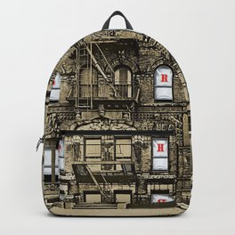 Physical Graffiti Led (Remastered) by Zeppelin Backpack