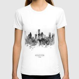Houston Texas Skyline T-shirt