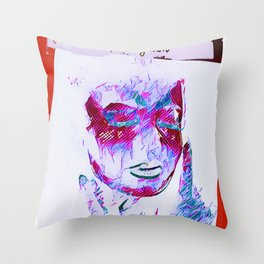 Selfyou ~ 13 reasons why Throw Pillow