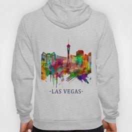 Las Vegas Nevada Skyline Hoody