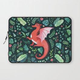 Tropical Dragon Laptop Sleeve