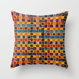 Check it Throw Pillow