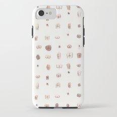 butts iPhone 7 Tough Case