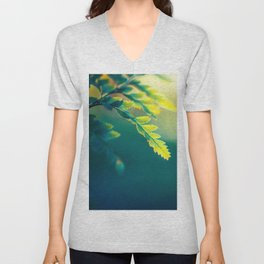 From Deepness to Surface Unisex V-Neck