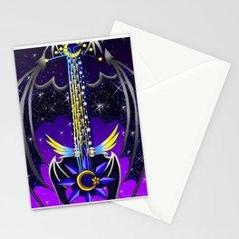Fusion Keyblade Guitar #148 - Oblivion & Star Seeker Stationery Cards