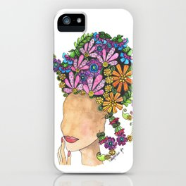 Glamour iPhone Case