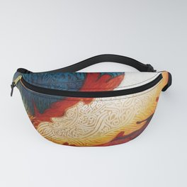 Flying Horse 2 Fanny Pack
