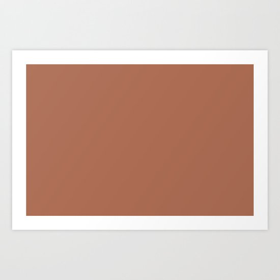 Sherwin Williams Color of the Year 2019 Cavern Clay SW 7701 Solid Color by simplysolids