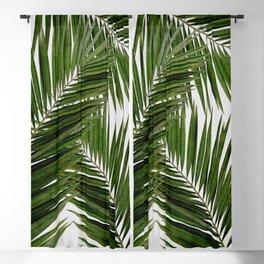 Palm Leaf III Blackout Curtain