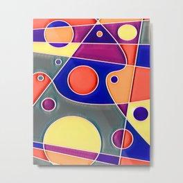 Klee No. 72 Metal Print