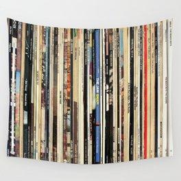 Classic Rock Vinyl Records Wandbehang