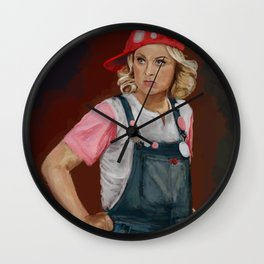 Filibuster Wall Clock