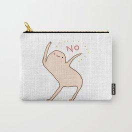 Honest Blob Says No Tasche