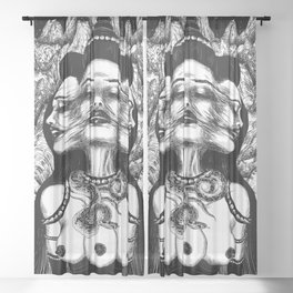Hecate Sheer Curtain