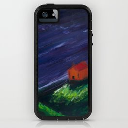 Scottish Highlands iPhone Case