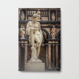 Apollo by Pietro Francavilla 1577 Metal Print