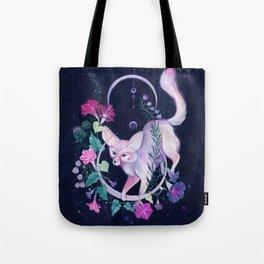 Cosmic Fox Tote Bag