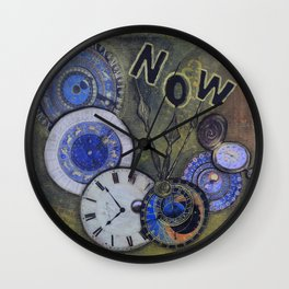 The Time is Always Now (or 11:11) Wall Clock