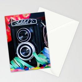 La festa delle medie - Lubitel 2 Stationery Cards