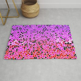 THINK LILAC CORAL Rug