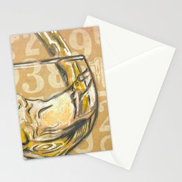 Wine Time Stationery Cards
