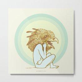 bird dream of the olympus mons Metal Print